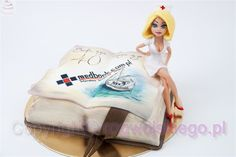 torty firmowe, tort dla szefa, pomysł na prezent, http://rogwojskiego.pl