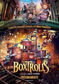 'Los Boxtrolls': una delicia animada  Los Boxtrolls y su rocambolesca aventura les esperan. Si tienen la oportunidad, disfrútenla en 3D. Vale la pena.  Lo mejor: visualmente intachable.  Lo peor: el final se resuelve a trompicones.