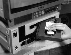 Yaeh - analog video recording!