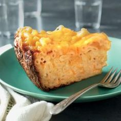 Uncle Jack's Mac-and-Cheese | MyRecipes.com