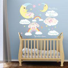 Αυτοκόλλητα τοίχου για παιδικό δωμάτιο - ΟΥΡΑΝΙΟ ΤΟΞΟ  Σετ από παιδικά αυτοκόλλητα τοίχου(1 καρτέλα 55x130 εκ).  Η τοποθέτηση γίνεται εύκολα και γρήγορα , χωρίς να αφήνουν κανένα σημάδι κατά την αφαίρεση τους.