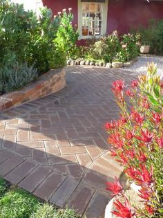 Paving Ideas by BC Landscapes