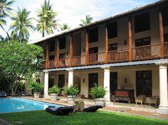Galle Fort Hotel, Sri Lanka