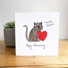 Anniversary kittyyyy 😻 just one of my orders posted this week 😊