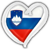 Slovenia. I like them, they've sent some really good songs, some of my favorites. (Their 2010 entry was hideous though. :-) Hoping to see them do better in the future.