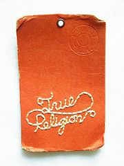 swing tags part two (Neville Trickett) Tags: fashion vintage cards typography design clothing graphics graphic tags ephemera hang collecting hangtags