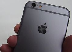 UPCLOSE LOOK OF IPHONE 6 WILL BE THE TALK OF THE TOWN FOR THIS YEAR!