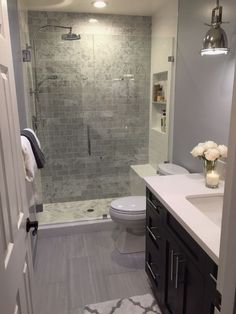 If you are looking for Bathroom Shower Remodel Ideas, You come to the right place. Below are the Bathroom Shower Remodel Ideas. This post about Bathroom Show. Bathroom Renovations, Home Renovation, Home Remodeling, Bathroom Makeovers, Bathroom Design Small, Modern Bathroom, Bathroom Ideas, Bathroom Organization, Bathroom Storage