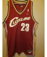 Nike Lebron James Cleveland Cavaliers Authentic... - $59.99