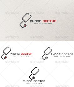 Phone Doctor - Logo Template