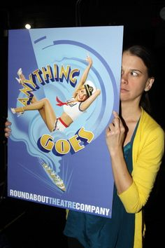 Anything Goes - Sutton Foster :)