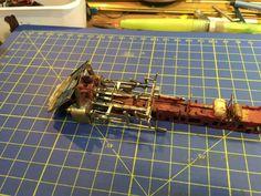 ČSD 498.014 – METAL MODEL Metal Models, Washi