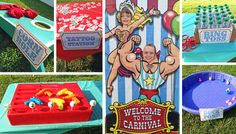 Did you want to take your kid to a carnival for his or her birthday, but are unable to find one running anywhere near you on that date. Well, there is absolutely no need for you to get disappointed. You can easily plan a special party by planning some nice carnival games for your kid in the backyard…