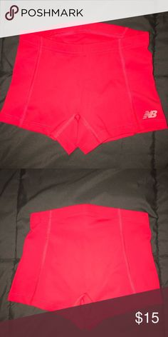 Shop Women's New Balance Pink size XS Shorts at a discounted price at Poshmark. Description: New Balance volleyball spandex shorts - hot pink. Volleyball Spandex Shorts, New Balance Pink, Hot Pink, Gym Shorts Womens, Clothes, Fashion, Volleyball Shorts, Outfits, Moda