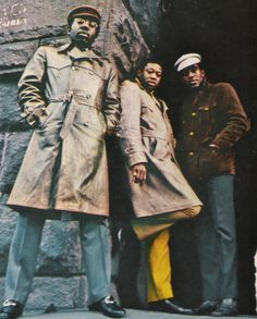 Curtis Mayfield & The Impressions