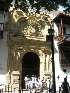 Cartagena: Palacio de la Inquisición