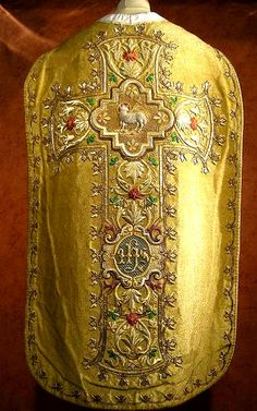 Catholic+Cardinal+Vestments | Later, I was emailed by another priest who expressed that while the ...