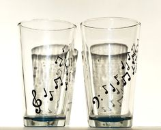 music note glasses