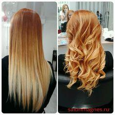 Straigt or Curls???