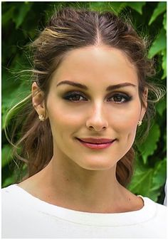 How to recreate Olivia Palermo's wedding day make-up