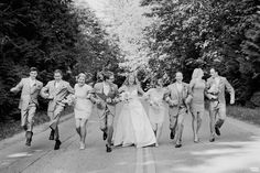 UBC Wedding Party Photography