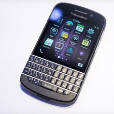 New Blackberry Q10 Smartphone Review, Specifications, Release date and price in India Information. New Blackberry qwerty Smartphone z10 and q10.