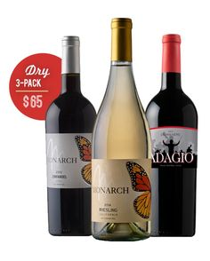 Just a few more days left for our three-pack bundles.  This is a great #deal--  don't miss out!  #drywine https://www.wineshopathome.com/shop/?rep=shazwinecellar