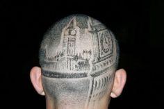 ¿Creías que la gente no se cortaba así el #pelo? Míralo tú mismo! #hair #haircut