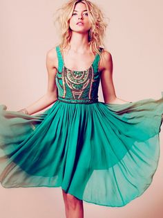 Free People So Modern Love Dress, $350.00