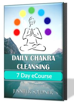 FREE Chakra Cleansing eCourse