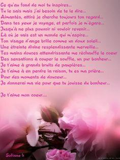 Les 24 Meilleures Images De Poèmes Damour Pour Elle Amour