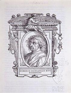 Domenico Bigordi, detto il Ghirlandaio (Firenze, 1449 – Firenze, 11 gennaio 1494), è stato un pittore italiano.