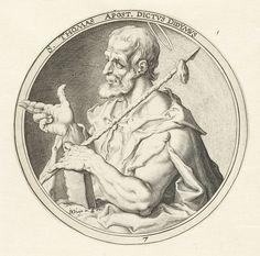 Zacharias Dolendo   H. Thomas, Zacharias Dolendo, Claes Jansz. Visscher (II), c. 1596  