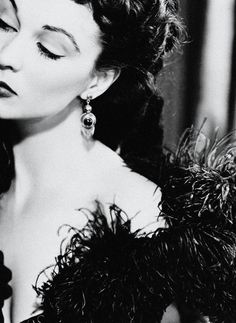 "vivien-leigh: "" ""If I can but feel that you are with me on this, the most important and trying task of my life, I pledge with all my heart I shall try to make Scarlett O'hara live as you described her in your brilliant book."" -Vivien Leigh's telegram..."