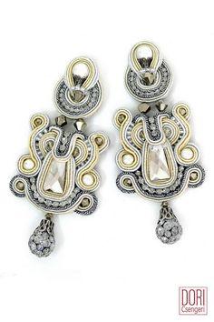 long earrings : Calista Statement Earrings