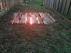Image result for diy zombie yard decorations