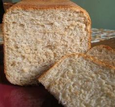 Pão Integral Light | Máquina de Pão