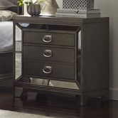 Found it at Wayfair - Lenox 3 Drawer Bachelor's Chest