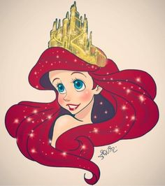 I'm A Mermaid! I'm Ariel Obsessed.this is my Mermaid Life join me on my Under The Sea adventure! Princesa Ariel Da Disney, Disney Princess Ariel, Disney Princess Pictures, Princess Art, Disney Pictures, Aladdin Princess, Princess Aurora, Disney Princesses, Disney Little Mermaids