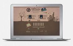 Sklep internetowy Psiej Paczki, Zaprojektowany przez zespół www.auch.pl