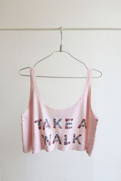 """Take a walk with me"" by Pipa & Rama. #festivallook #clothing #festival #croptop #pink #summer"