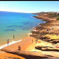 Algarve, Portugal (Praia da Luz)