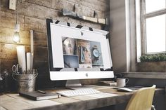 Workspace Mockup Set 2 by Best Pixels on @creativemarket