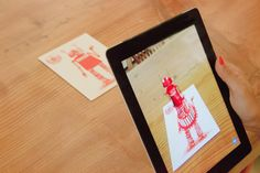 Gizmo greeting cards gives you and your loved ones a stunning experience using augmented reality and your smart device.