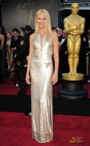 Gwyneth Paltrow in Calvin Klein (2011)