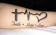 Faith, Hope, Love ❤
