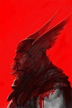 Thor by Jarreau Wimberly