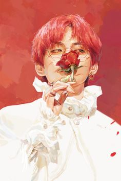 Find images and videos about bts, v and bangtan boys on We Heart It - the app to get lost in what you love. Fanart Bts, Taehyung Fanart, Bts Taehyung, K Pop, Chibi Bts, Bts Art, Bts Fan Art, V Bts Wallpaper, Poses References