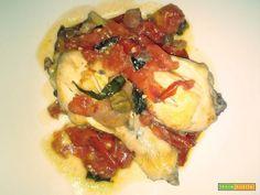 Pollo in umido al microonde  #ricette #food #recipes