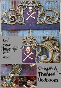 Treasures await!  unlock your imagination!
